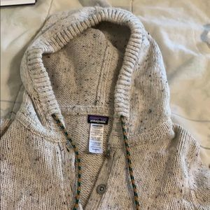 Wool Patagonia sweater